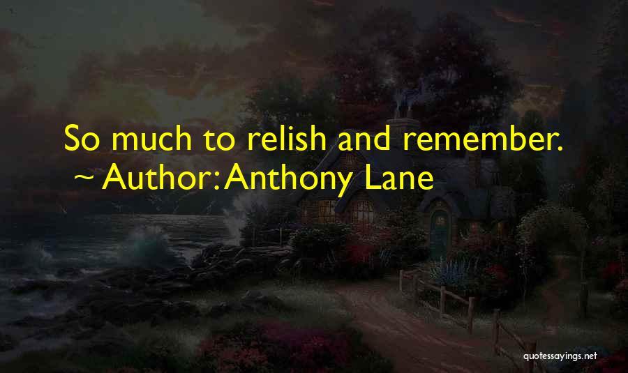 Anthony Lane Quotes 1215818