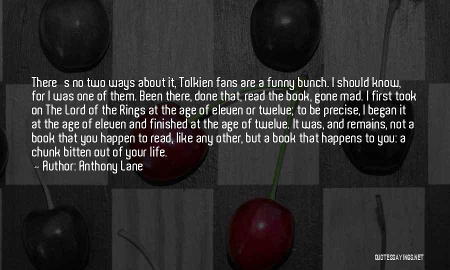 Anthony Lane Quotes 827303