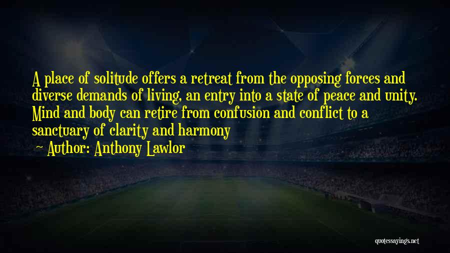 Anthony Lawlor Quotes 1113286