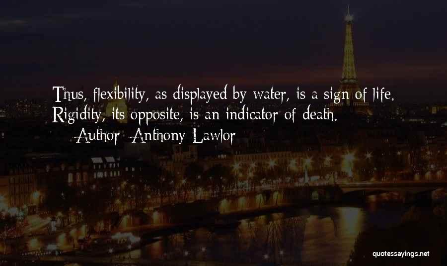 Anthony Lawlor Quotes 405911