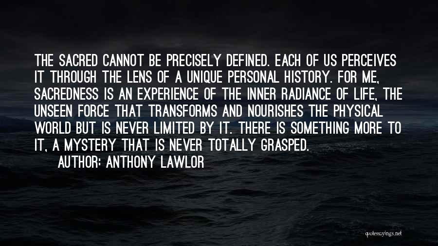 Anthony Lawlor Quotes 687937