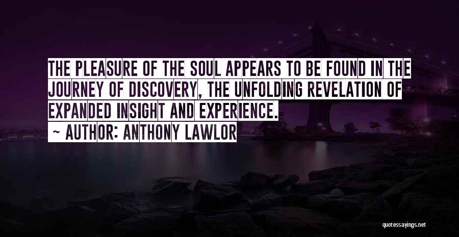 Anthony Lawlor Quotes 753115
