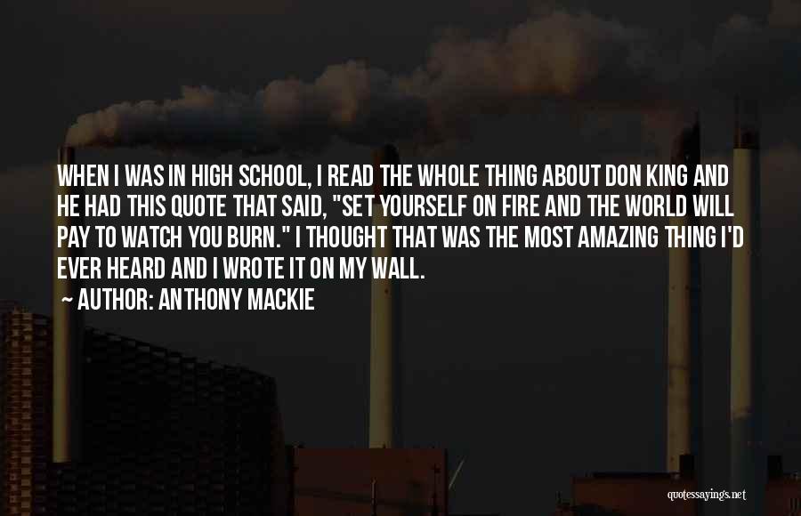 Anthony Mackie Quotes 100935