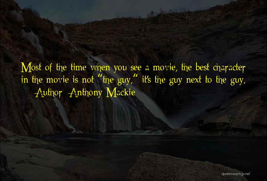 Anthony Mackie Quotes 1812626