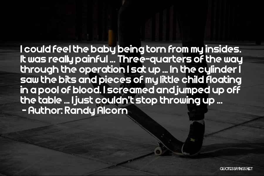 Anti Life Quotes By Randy Alcorn