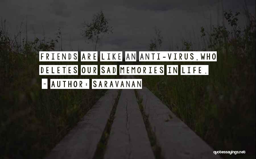 Anti Life Quotes By Saravanan