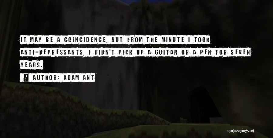 Anti-macho Quotes By Adam Ant