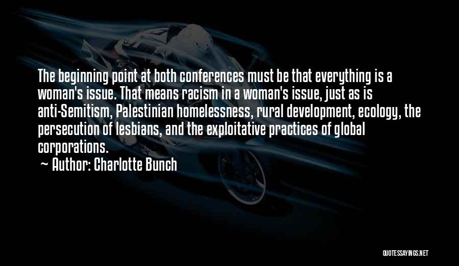 Anti-macho Quotes By Charlotte Bunch