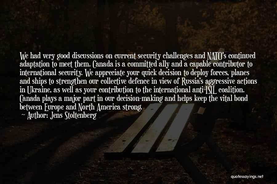 Anti-macho Quotes By Jens Stoltenberg