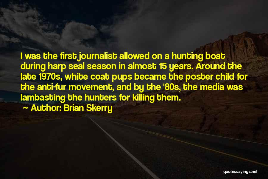 Anti-psychiatry Quotes By Brian Skerry