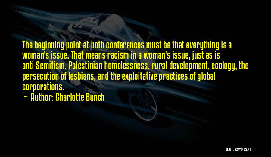 Anti-psychiatry Quotes By Charlotte Bunch