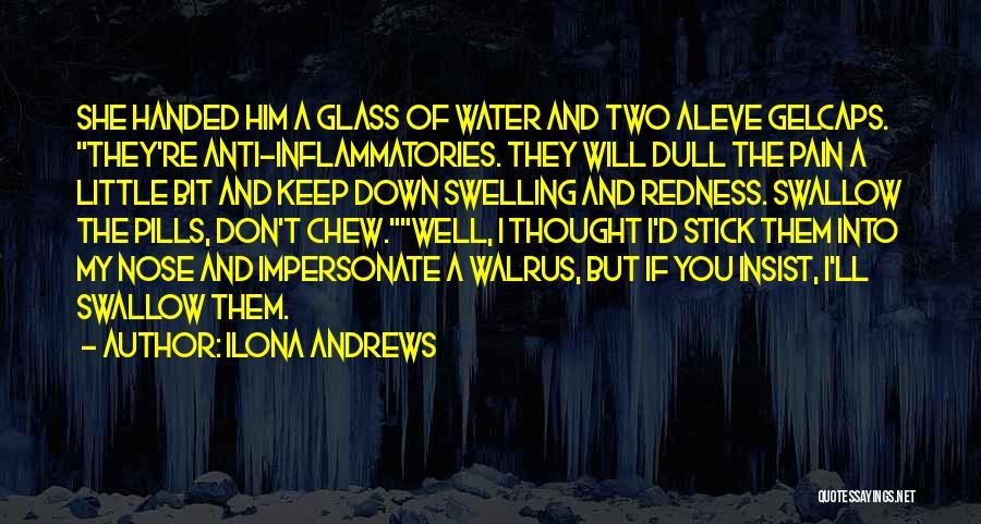 Anti-psychiatry Quotes By Ilona Andrews