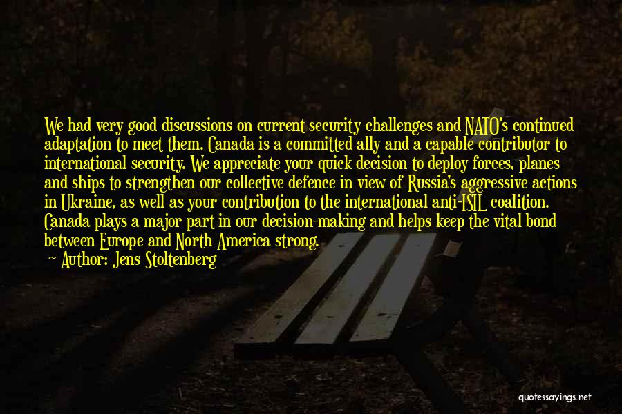 Anti-psychiatry Quotes By Jens Stoltenberg