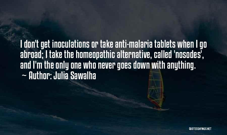 Anti-psychiatry Quotes By Julia Sawalha
