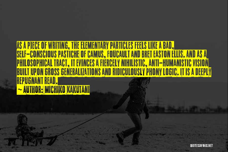 Anti-psychiatry Quotes By Michiko Kakutani