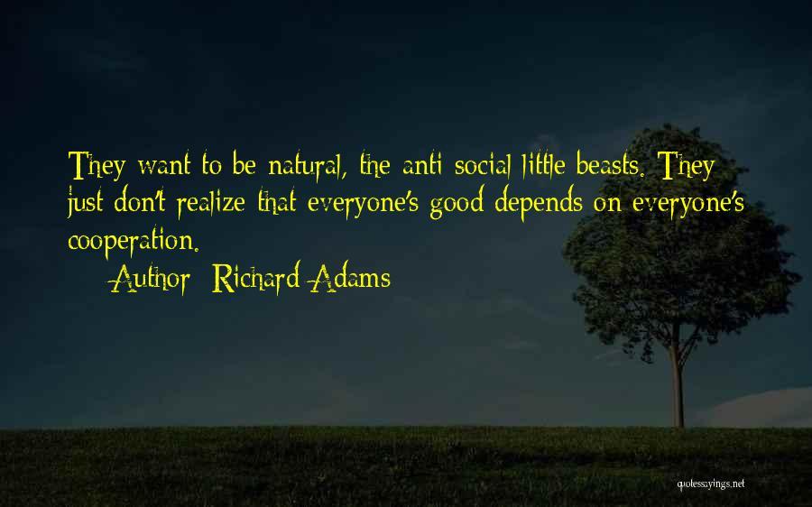 Anti-psychiatry Quotes By Richard Adams