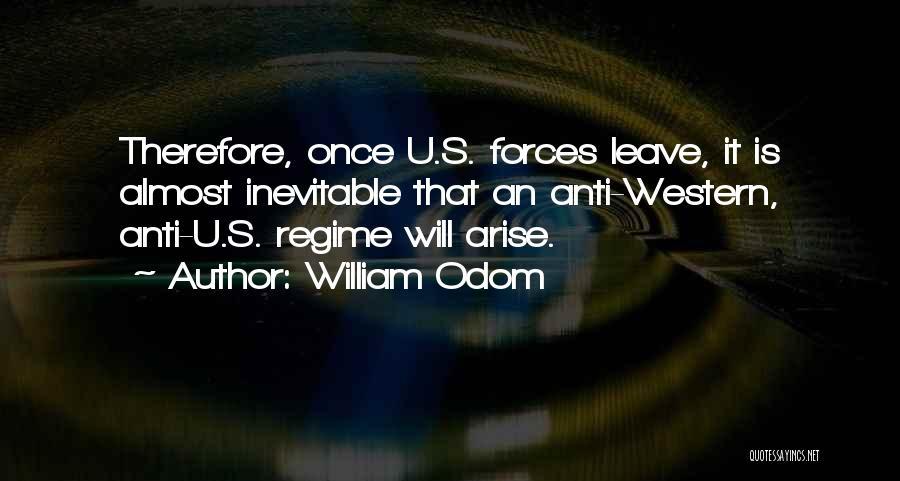 Anti-psychiatry Quotes By William Odom