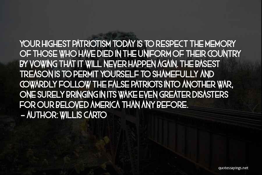 Anti-psychiatry Quotes By Willis Carto