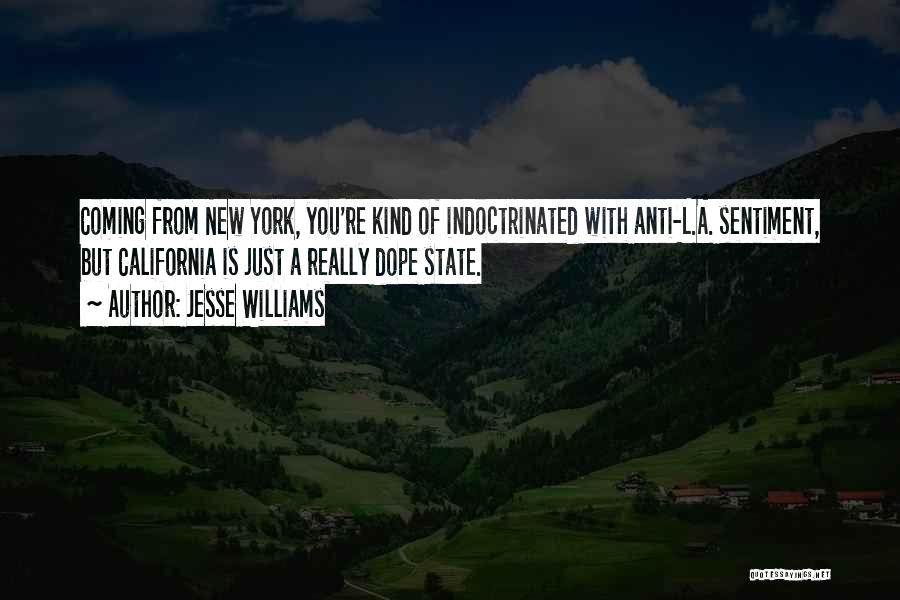 Anti State Quotes By Jesse Williams