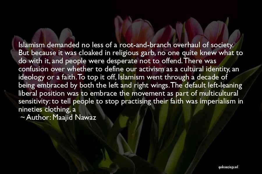 Anti Us Imperialism Quotes By Maajid Nawaz