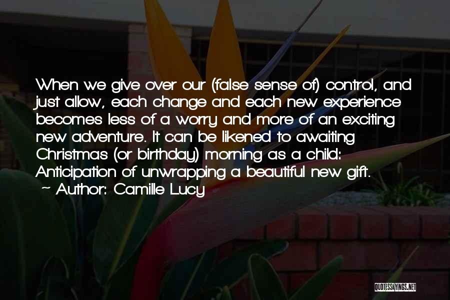 Anticipation Of Christmas Quotes By Camille Lucy