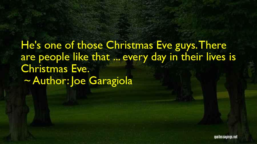 Anticipation Of Christmas Quotes By Joe Garagiola