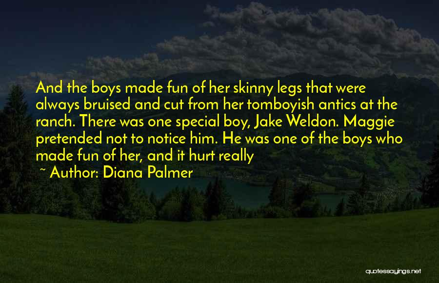 Antics Quotes By Diana Palmer