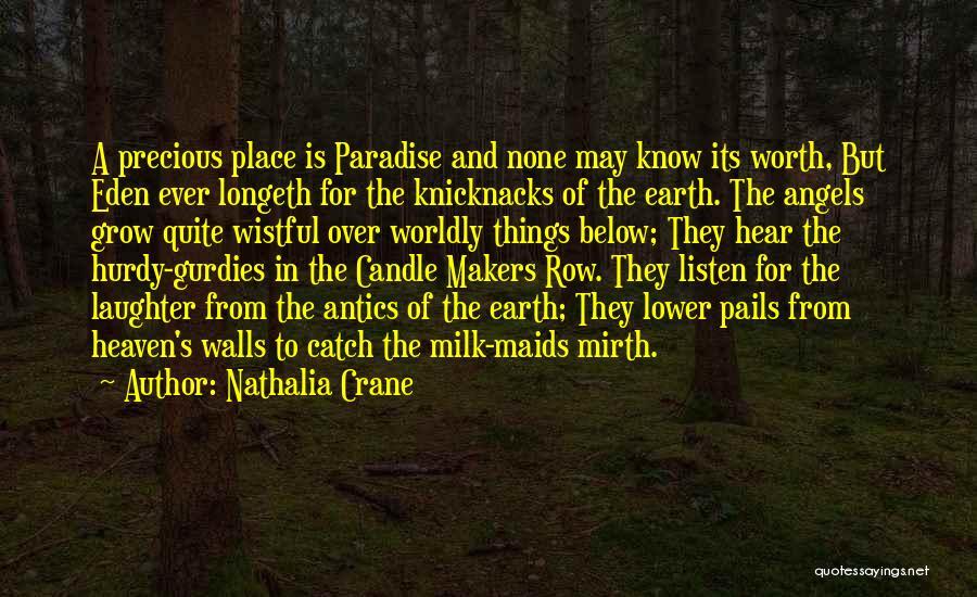 Antics Quotes By Nathalia Crane