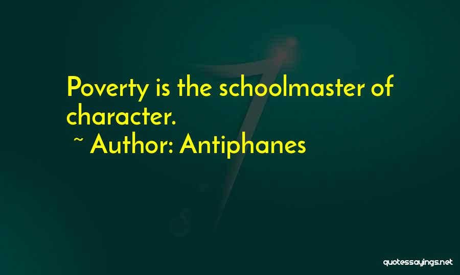 Antiphanes Quotes 382646