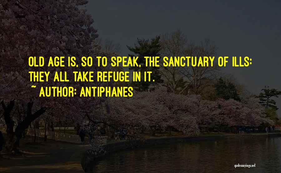 Antiphanes Quotes 399848