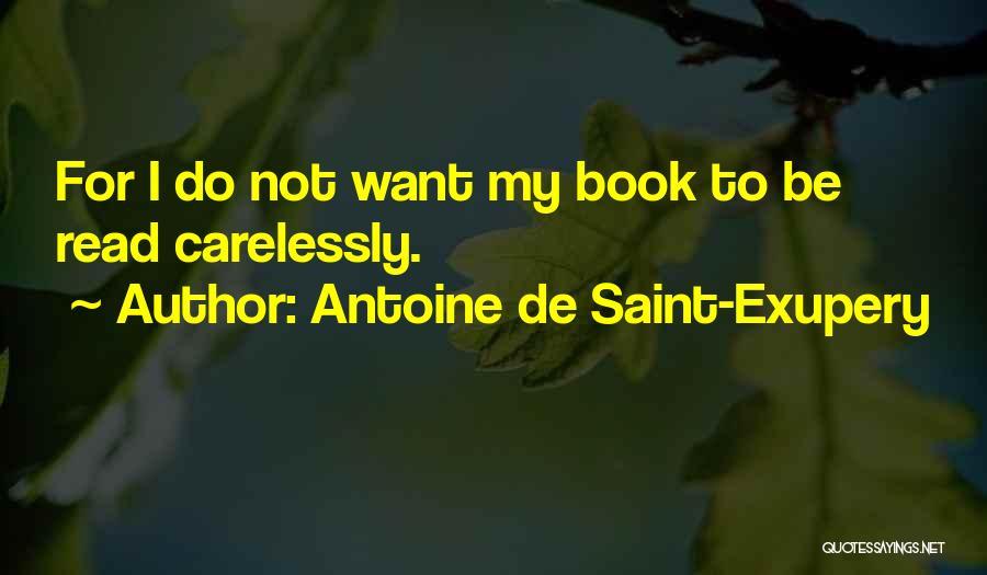 Antoine De Saint-Exupery Quotes 1055844