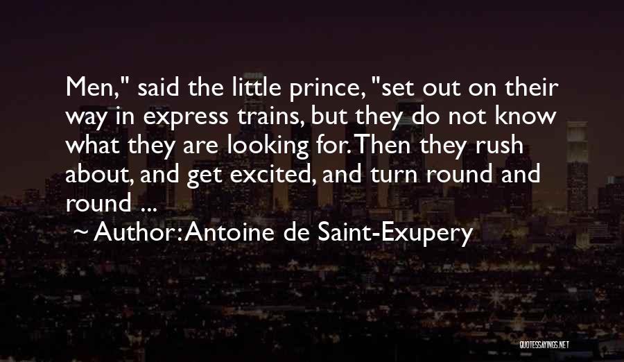 Antoine De Saint-Exupery Quotes 1104997
