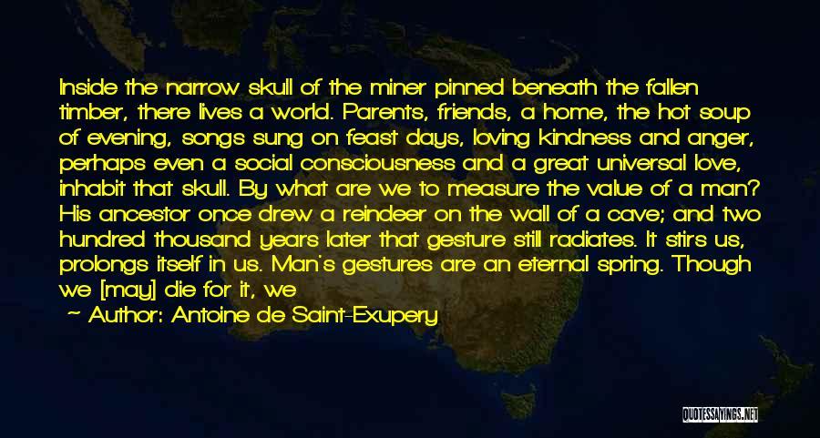 Antoine De Saint-Exupery Quotes 1176428