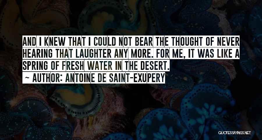 Antoine De Saint-Exupery Quotes 1381309