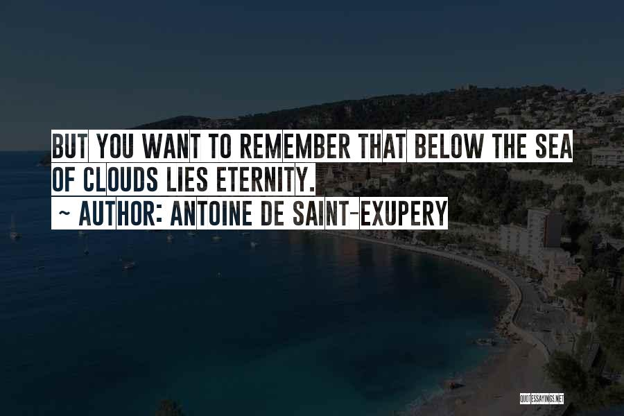 Antoine De Saint-Exupery Quotes 1507869