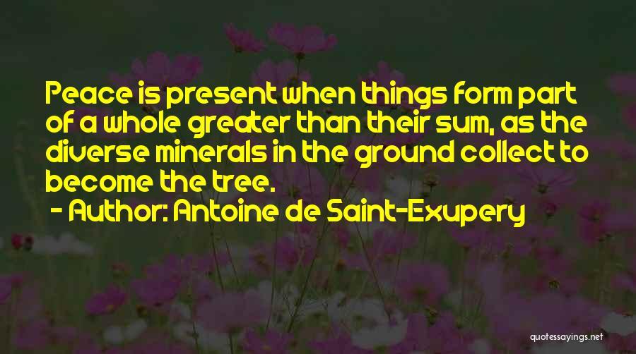 Antoine De Saint-Exupery Quotes 1534188