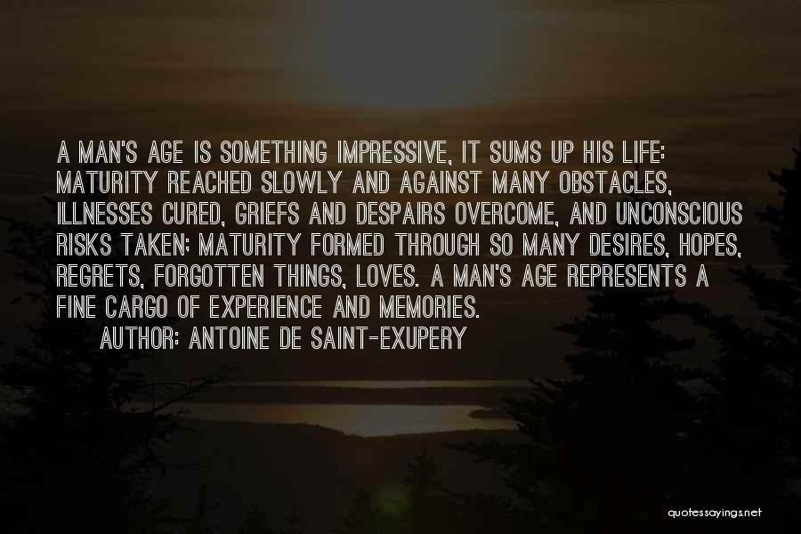 Antoine De Saint-Exupery Quotes 1575811