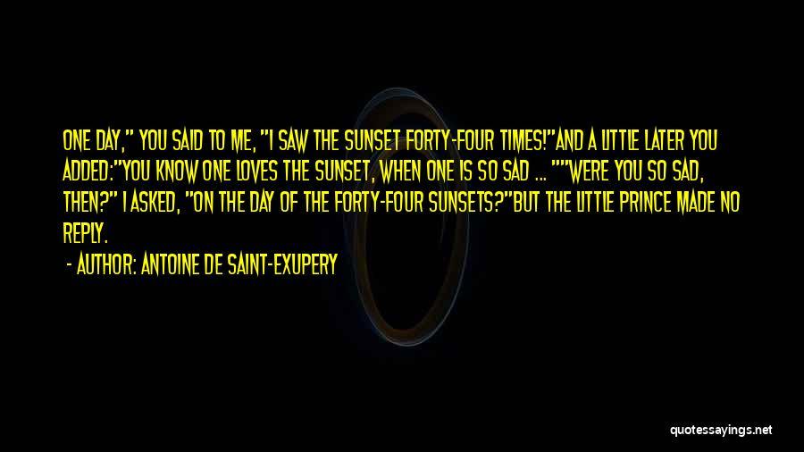 Antoine De Saint-Exupery Quotes 1617416