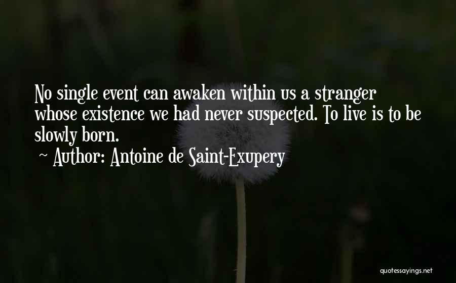 Antoine De Saint-Exupery Quotes 1687623