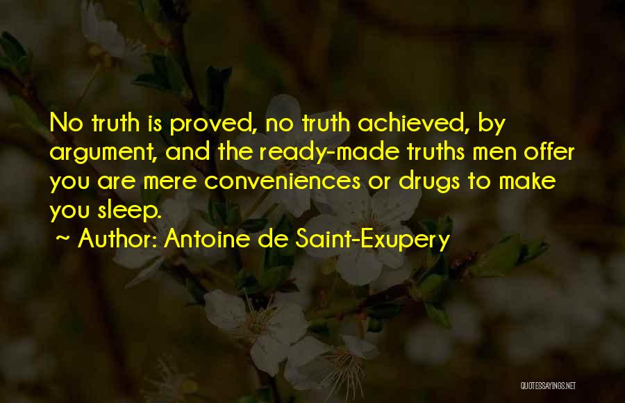 Antoine De Saint-Exupery Quotes 1714112