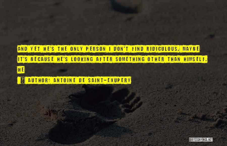 Antoine De Saint-Exupery Quotes 1719850
