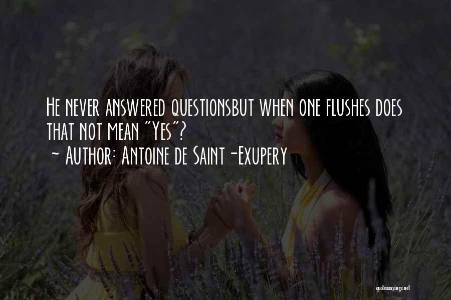 Antoine De Saint-Exupery Quotes 172345