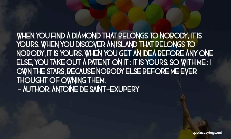 Antoine De Saint-Exupery Quotes 1761371
