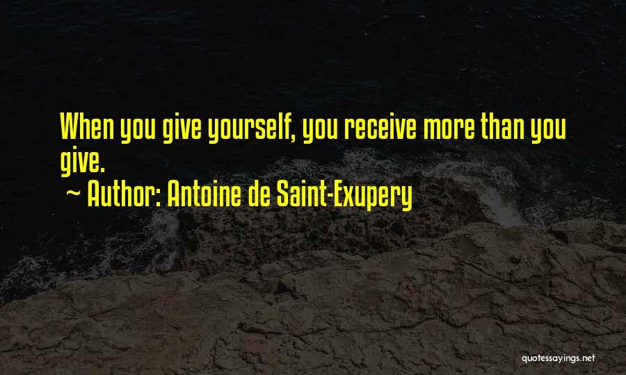 Antoine De Saint-Exupery Quotes 1779120