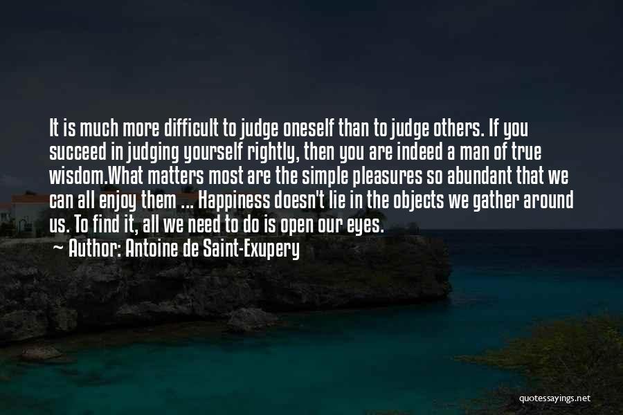 Antoine De Saint-Exupery Quotes 1783425