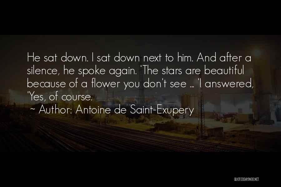 Antoine De Saint-Exupery Quotes 1875095