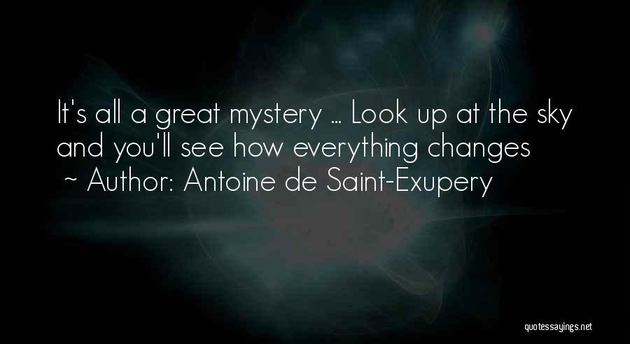 Antoine De Saint-Exupery Quotes 2011255