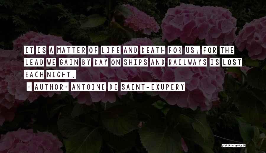 Antoine De Saint-Exupery Quotes 2017241