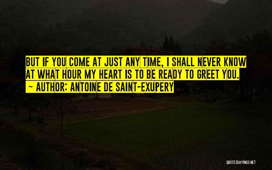 Antoine De Saint-Exupery Quotes 2236544