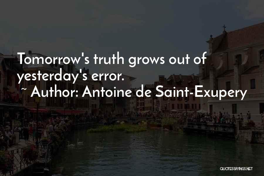 Antoine De Saint-Exupery Quotes 489195